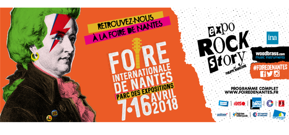 Tridens exhibits at Nantes International Fair  7 to 16 april 2018